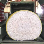 Tama RMW#tm in Cotton gin