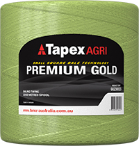 Tapex agri Premium Gold Spool
